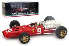 Brumm r172-ch FERRARI 312 F1 DUTCH GP 1968-Chris Amon scala 1/43