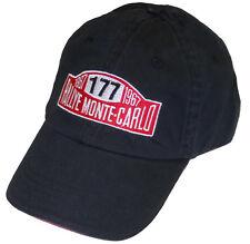 RALLYE MONTE CARLO (Mini Cooper #177)  embroidered hat