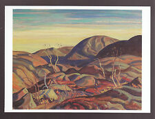 A.Y. JACKSON Precambrian Hills (1939) ART ARTWORK PAINTING POSTCARD