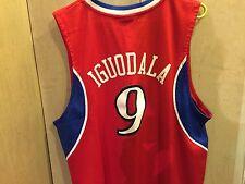 ANDRE IGUODALA Jersey Philly SZ XL NBA Adidas