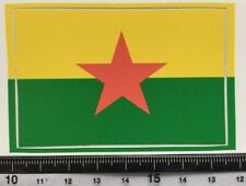 People's Liberation Army of Kurdistan vinyl sticker square flag