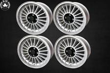 4 Leichtmetallfelgen Alpina Style 2x 6x15 ET12 2x 7x15 ET12 für BMW E21 E30 NEU