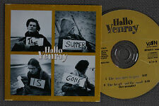 CD Hallo Venray The Summer is gone The heart & the Soul (LIVE) track card sleeve