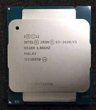 Intel Xeon E5-2630L V3  E5-2630Lv3 Eight Core 1.80GHz 20MB Processor CPU SR209