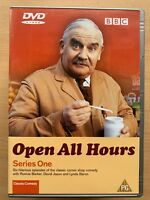 Open All Hours Season 1 DVD Classic British BBC Comedy Series