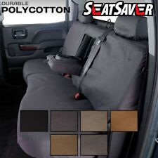 Covercraft Custom SeatSavers Polycotton - Second Row - 6 Color Options
