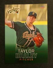 2018 Choice, Greensboro Grasshoppers - TAYLOR BRALEY