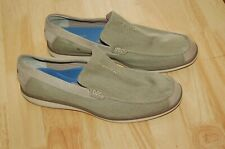 MARK MASON SKECHERS SHOES BEIGE Size-14 LOAFER Moc LUX