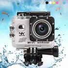 """SJ9000 PRO CAM 2"""" 4K SPORT WIFI ACTION CAMERA HD 16MP VIDEOCAMERA SUBACQUEA DV"""