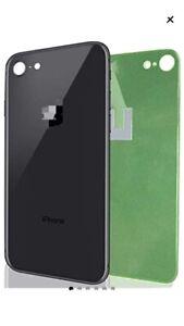 apple iphone 8 back glass replacement battery door