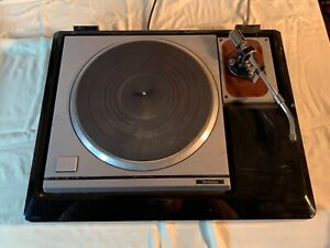 TECHNIQUES SP 10 MKS 2 TURNTABLE WITH POWER SUPPLY AND PLINTH