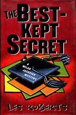 The Best Kept Secret by Les Roberts-1st Ed./DJ-Signed-A Milan Jacovich Mystery