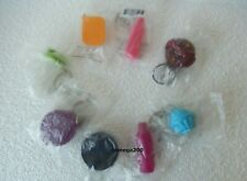 Tupperware Lot of Keychains and Magnets (8)
