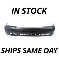 New Primered - Front Bumper Cover Fascia For 1998-2011 Ford Crown Victoria Vic