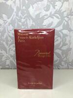 Maison Francis Kurkdjian Baccarat Rouge 540 Extrait De Parfum 70 Ml, New
