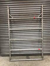 Aluminium scaffolding Tower 1340 x 2.65/ 5 rung Span frame.