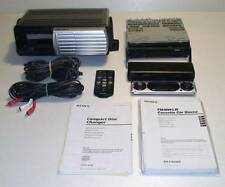 AUTORADIO XR-CA630X CARICATORE 10 CD CDX-656 XA-250 TELECOMANDO RM-X119 SONY CAR