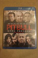 Pitbull. Nowe porządki  - BLU-RAY - POLISH RELEASE SEALED FILM POLSKI