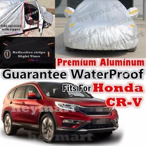 Fits Honda CR-V car cover waterproof UV dust portect Fits Honda CRV car cover