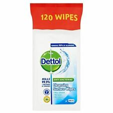 Dettol Wipes Cleaning Supplies