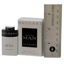 Bvlgari Man Extreme by Bvlgari EDT .17 oz Mini