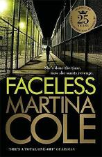 Faceless by Martina Cole (Paperback)
