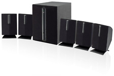 Subwoofer Surround Sound 5.1-Channel Music/TV/DVD Home Theater Speakers System