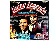Living Legends Comp Gat (Everly Brothers - 1972) WW 5027 (ID:15392)