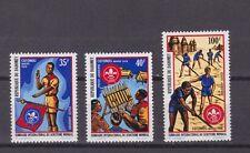 dahomey 1972 Sc C154/6,set MNH        c828