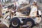 vintage rare IH international harvester 4125 one arm bandit compact skid loader