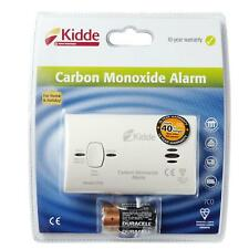 Kidde 7CO Carbon Monoxide Alarm Detector