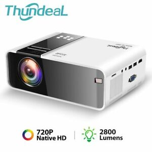 720p Android Wifi Projector Td90 Native 3d Projectors Portable Mini Home Theater