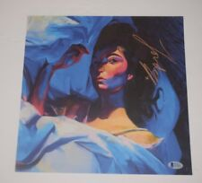 Lorde Signed Autographed 12x12 MELODRAMA Litho Lithograph Beckett BAS COA