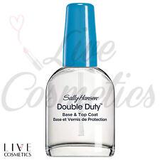 Sally Hansen DOUBLE DUTY Base and Top Coat Nail Polish 13.3ml