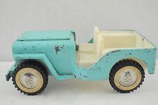 Vintage Tonka Jeepster Teal Jeep
