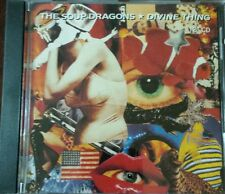 Divine Thing [Single] by The Soup Dragons (CD, Jul-1992, Big Life)