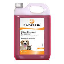 Envofresh Odour Eliminator, Cherry 5L, Trusted Uk Seller