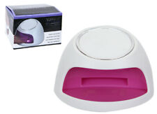 Battery Operated UV Nail Lamp Fan Dryer Art Polish Gel Manicure Curing Dry
