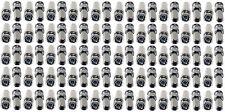 (100) BNC MALE TWIST-ON CONNECTOR RG59 RG59U COAX FOR CCTV CAMERAS SECURITY