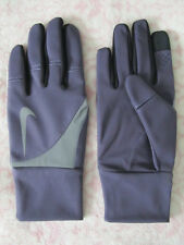 Nike Women's Shield Run Running Gloves Dark Raisin Medium