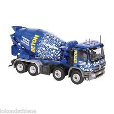 Nzg 75427mb Actros 8x4 Camión hormigonera Fischer 1 50