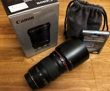 Canon EF 135mm 2.0L USM NEW