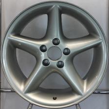 Set of 5 Factory OEM Chrome Wheel Lug Stud Volvo 850 C70 S70 V70 FREE SHIPPING