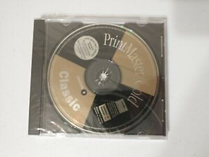 PrintMaster Gold Classic Edition Version 3 - Windows 95 CD