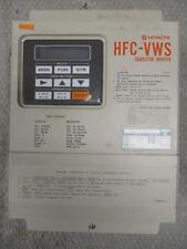 Hitachi HFC-VWS Transistor Inverter Drive VWS1.5SF3EH 220-240VAC 5A *Tested*
