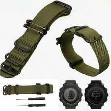 For Suunto Essential/Core/Traverse Wrist Band Strap Bracelet Nylon Replacement
