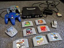 Nintendo 64 Spielekonsole (PAL) + TOP Spiele