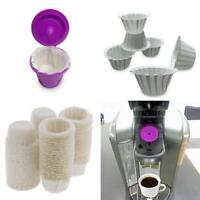 100pcs Paper Filters Cups Replacement K-Cup Filters For Keurig K-Cup Coffee Soft