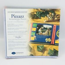 Creative Memories Pizzazz 7x7 Scrapbook Pages 2003 12 Sheets/24 Pages New