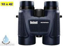 Bushnell H2O Waterproof Fogproof Roof Prism Binocular 10x42 mm Black - 150142